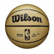 Bola de Basquete Wilson NBA Gold Edition - Oficial Nº 7