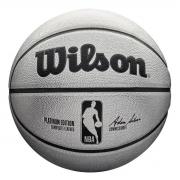 Bola de Basquete Wilson NBA Platinum Edition - Oficial Nº 7
