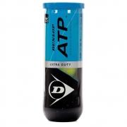 Bola de Tênis Dunlop ATP Championship Regular Duty - Tubo c/ 3 bolas