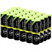 Bola de Tênis Dunlop Grand Prix - Extra Duty - Caixa com 24 tubos