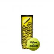 Bola de Tênis Minions Championship - Tubo com 3 bolas
