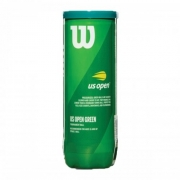 Bola de Tênis Wilson US Open Green Starter - Tubo com 3 bolas
