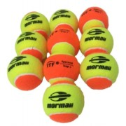 Bolas De Beach Tennis Mormaii - Kit c/10 Bolinhas