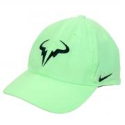 Boné Nike Rafael Nadal Aba Curva - Verde Limão