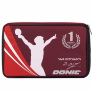 Capa Para Raquete  Donic Cover Ovtcharov Plus (Red)