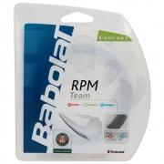 Corda Babolat RPM Team 16L 1.30mm Preta - Set Individual
