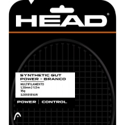 Corda Head DLD de Corda Synthetic Gut Power 16 Branco - Set Individual