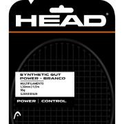 Corda Head DLD de Corda Synthetic Gut Power 16 Branco - Set Individual