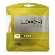 Corda Luxilon 4G 1.25mm Rough Amarela - Set Individual