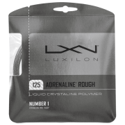 Corda Luxilon Adrenaline 16L 1.25mm Rough Cinza - Set Individual