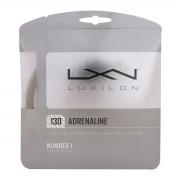 Corda Luxilon Adrenaline 1.30mm Cinza - Set Individual