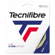 Corda Tecnifibre X-One Biphase 1.30 (Tecnifibre X-One Biphase Tennis String) - Set Individual