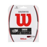 Corda Wilson Sensation Plus 16L 1.34mm - Vermelho - Set Individual
