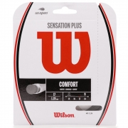 Corda Wilson Sensation Plus 17L 1.28mm - Preto - Set Individual