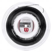 Corda Wilson Synthetic Gut 16L - Preto - Rolo com 200 Metros