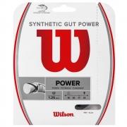 Corda Wilson Synthetic Gut Power 17L 1.25mm - Set Individual