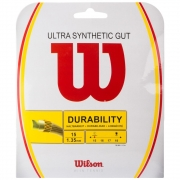Corda Wilson Ultra Synthetic Gut 15L Natural - Set Individual