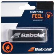 Cushion Grip Babolat Syntec Pro Preto/Prata