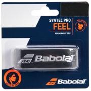 Cushion Grip Babolat Syntec Pro Preto/Prata