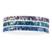 Faixa de Cabeça Nike Headbands C/ 3 Unid - Diversas Cores