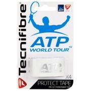 Fita Protetora Tecnifibre Protect Tape Transparente - Com 4 unidades