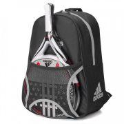 Mochila Adidas Backpack Club Escola Preta e Prata
