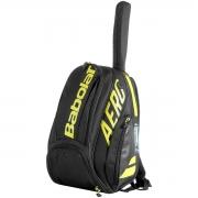 Mochila Babolat Backpack Pure Aero Preta e Amarela 2021