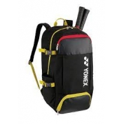 Mochila Yonex Active BackPack 82012 Lex Preta e Amarela