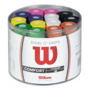 Overgrip Wilson Ultra Wrap Comfort Color - Pote c/ 50 unidades