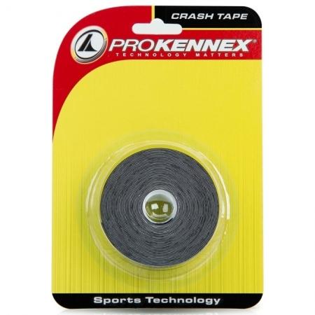 Protetor de Cabeça de Raquete Prokennex Crash Tape Preto