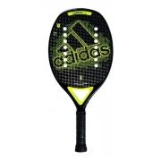 Raquete Adidas Carbon Ctrl 2.0 Preta e Amarelo