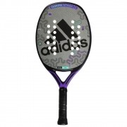Raquete Beach Tennis Essnova Ctrl 2.0 Roxa - Adidas