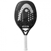 Raquete Beach Tennis HEAD MATRIX - Preta e Prata