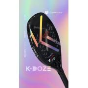 Raquete Beach Tennis Kona KDoze Silver