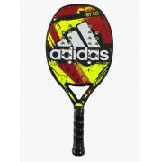 Raquete de Beach Tennis Adidas BT 3.0 Amarelo e Vermelho