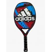 Raquete de Beach Tennis Adidas BT 3.0 Vermelho e Azul