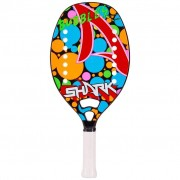 Raquete de Beach Tennis Infantil Shark Bubbles - 2021