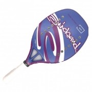 Raquete de Beach Tennis Quicksand Basic Purple