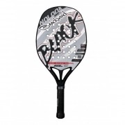 Raquete de Beach Tennis Quicksand Nolook Black 2020