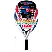 Raquete de Beach Tennis Rakketone Davai Team - 2020