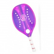 Raquete de Beach Tennis Sexy Sirf Purple