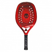Raquete de Beach Tennis Turquoise Black Death Red - 2020