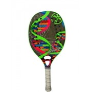 Raquete de Beach Tennis Turquoise DNA Green 2020