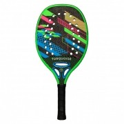 Raquete de Beach Tennis Turquoise Revolution Blue 2020