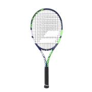 Raquete de Tênis Babolat Boost Drive Strung 16x19 260g - Azul Verde e Branca