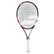 Raquete de Tênis Babolat Drive Junior 25 Azul e Rosa