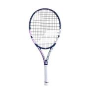 Raquete de Tênis Babolat Infantil Drive Junior 25 Azul Rosa e Branca - 2021