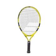 Raquete de Tênis Babolat Nadal Junior 19 Amarela e Preta