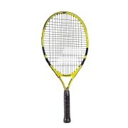 Raquete de Tênis Babolat Nadal Junior 21 Amarela e Preta