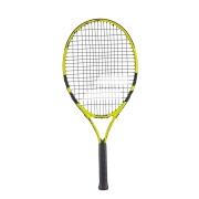 Raquete de Tênis Babolat Nadal Junior 25 Amarela e Preta
